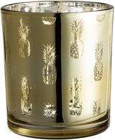 H&M Glass Tea Light Holder