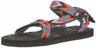 Muk Luks Women's Killian Sandals Silver
