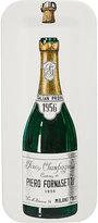 Fornasetti Champagne Bottle Rectangular Tray