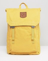 Fjallraven Foldsack No. 1 16l Backpack Yellow