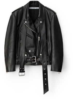 Collection Martingale Leather Jacket