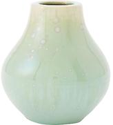 west elm Reactive Glaze Vase Small Bud Moonstone
