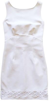 Prada White Synthetic Dresses