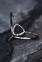 Shoshanna Lee Womens ADORNED DIAMOND RING