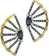 Nicole Romano Jun Fan Burst Earrings