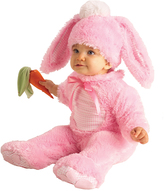 Rubie's Costume Co Precious Pink Wabbit Dress-Up Set - Infant