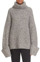 Elizabeth and James Women's Oversize Knit Sweater