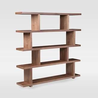 west elm Modern Staggered Shelf - Large
