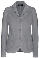 Loro Piana Mirabel Knitted Cashmere Blazer