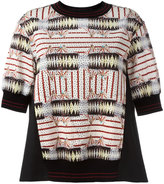 I'M Isola Marras printed T-shirt - women - Cotton/Polyester/Spandex/Elastane/Viscose - L