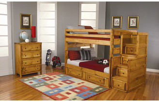Coaster Wrangle Hill Collection Bunk Bed