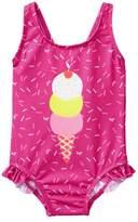 Gymboree Ice Cream 1-Piece Swimsuit
