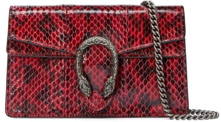 0b98498de7729f Gucci Dionysus Mini Red - ShopStyle