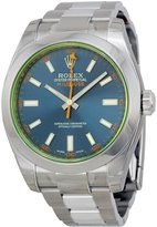 Rolex Men's m116400gv-0002 Milgauss Watch