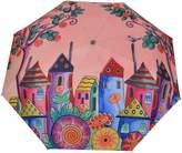 ANNA by Anuschka Anuschka Printed Foldable and Compact Umbrella