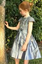 Susanne Lively Silk Lace Dress