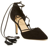 Marc Fisher Tamya Lace-Up Stiletto Pump