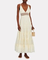 Thumbnail for your product : Alexis Arabella Embroidered Lace Maxi Dress