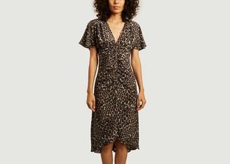 Masscob Animal Print Dayton Dress - L