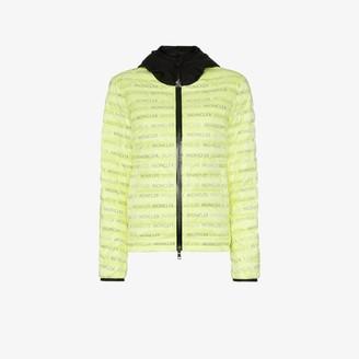 Moncler Logo padded jacket