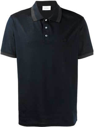 Salvatore Ferragamo classic polo shirt