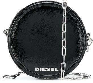 Diesel Ophite round-body satchel