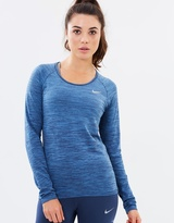 Nike Dry Knit LS Running Top