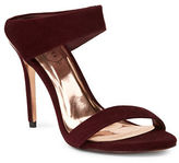 Ted Baker Chablise Suede Sandals