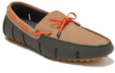 Swims Braided Laced Lux Loafer