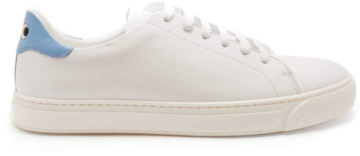 Anya Hindmarch Eyes low-top leather trainers