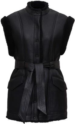 FEDERICA TOSI Calf Vest