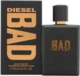 Diesel Bad Eau De Toilette, 2.5 Oz
