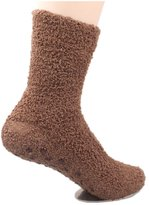 Line Walker Soft & Warm Cosy Slipper Socks/Bed Socks/Antiskid floor socks