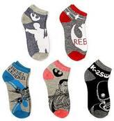 Star Wars Disney Boys' Casual Socks - Multi-Color L