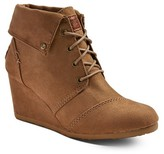 Mad Love Women's Lexie Wedge Booties