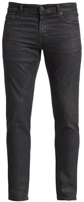 AG Jeans Dylan Skinny-Fit Coated Jeans