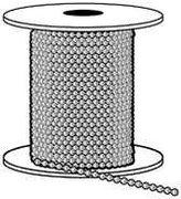 Hy-Ko Prod Co00' Alu Ball Chain Kbc98n Key Hook/Ring
