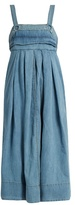 Rachel Comey Ackley cotton-denim dress