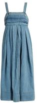 Rachel Comey Ackley cotton-denim dress