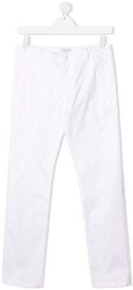 Paolo Pecora Kids Tailored Trousers