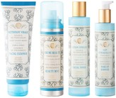 Panier des Sens Mediterranean Freshness Facial Toner, Makeup Remover, Facial Cleanser & Beauty Mist 4-Piece Set