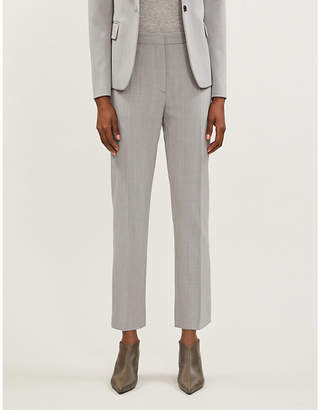 Joseph Zoom comfort wool trousers