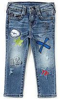 True Religion Little Boys 2T-7 Rocco Skinny Jeans