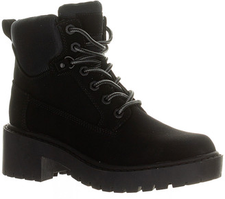 KENDALL + KYLIE Women's Casual boots BLACK - Black Weston Combat Boot - Women