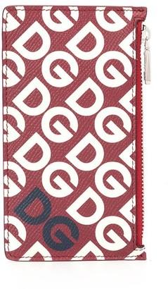 Dolce & Gabbana Printed Logo Cardholder