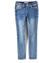 Almost Famous Light Blue Denim Jeans - Girls