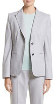 Max Mara Women's Stretch Wool Jacket