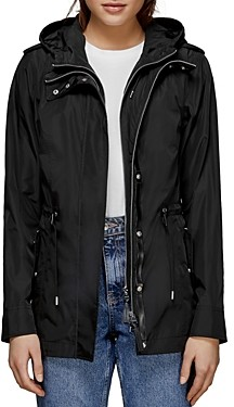 Mackage Melita Short Raincoat