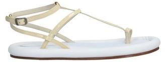 MM6 MAISON MARGIELA Toe strap sandal
