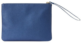 Sandler H-Lexie Blue Clutch Bag